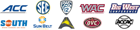 College Conference Logos