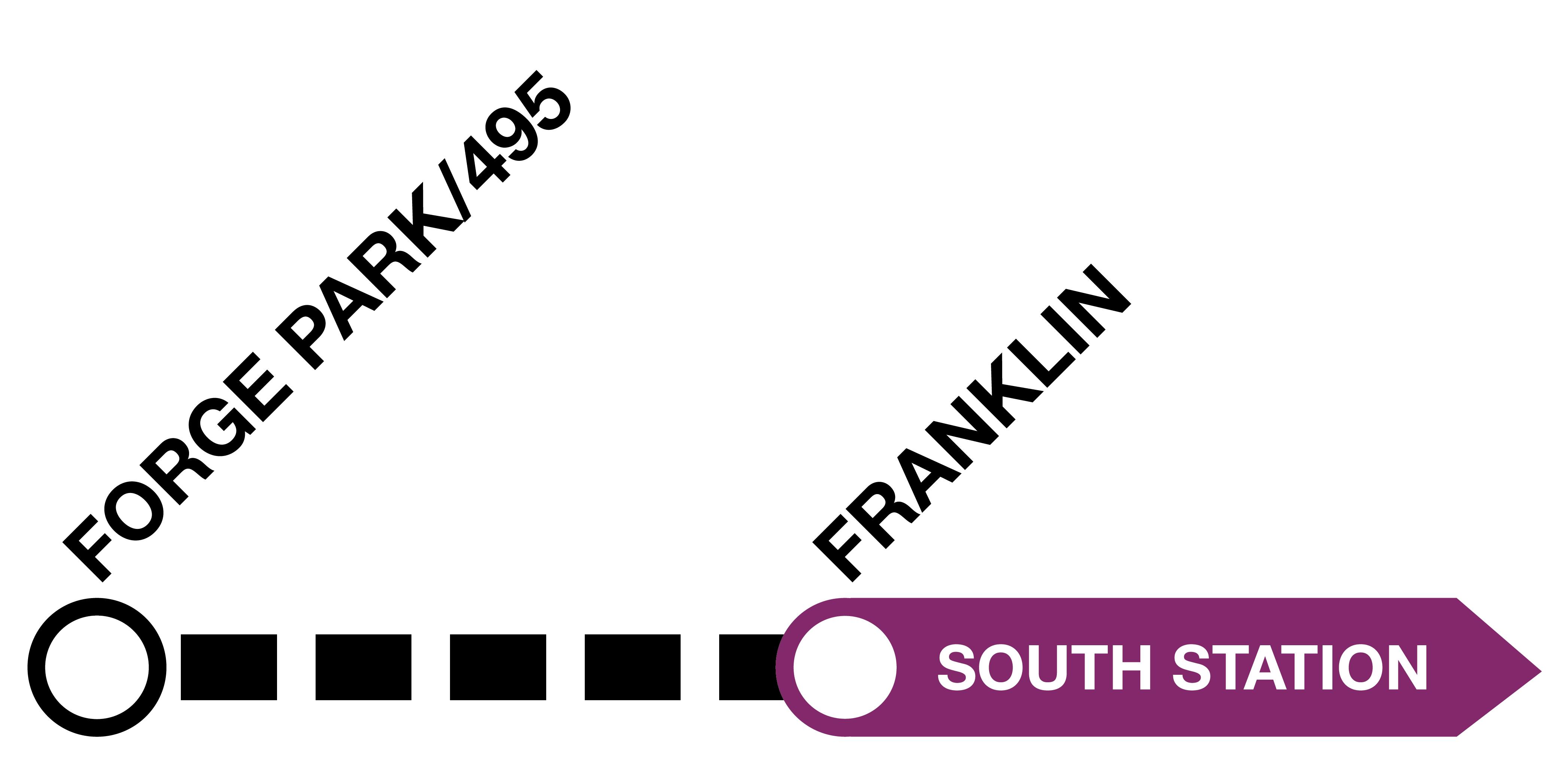 Reminder: Shuttle between Forge Park, Franklin/Dean on Weekdays - 8 AM – 3:30 PM