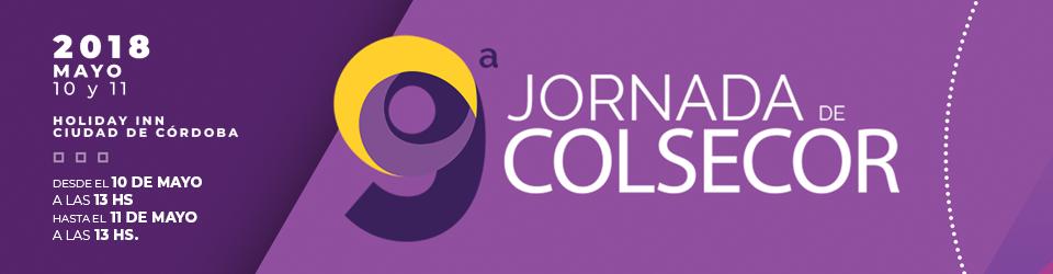 9A JORNADA COLSECOR