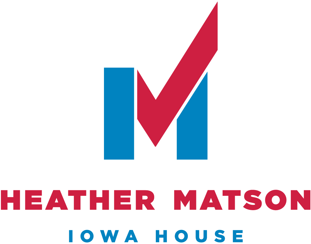Heather Matson for Iowa House