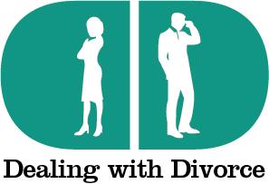 Dealing with Divorce logo