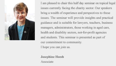 Josephine Heesh  Associate