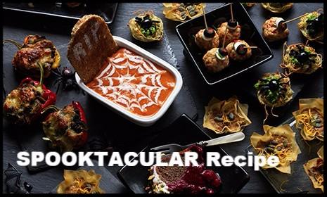 Spooktacular Recipe