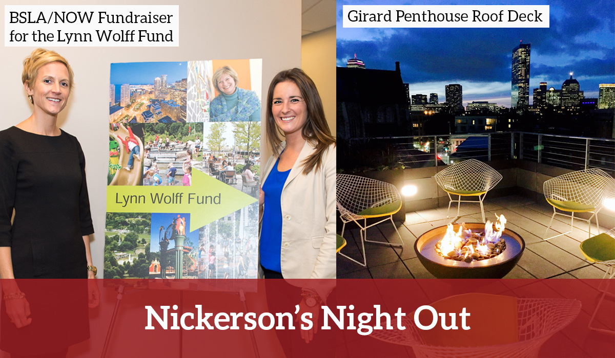 Nickerson's Night Out