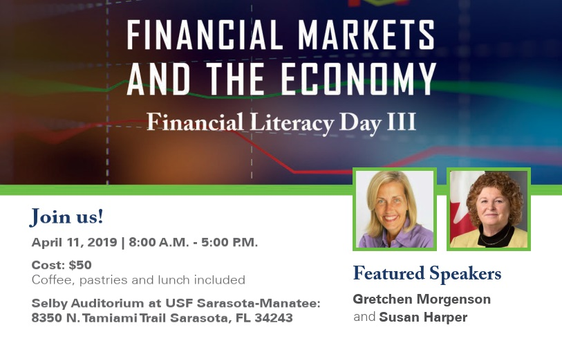 Financial Markets and the Economy Financial Literacy Day III
