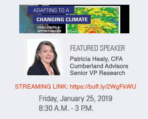 Livestream - Climate Change Summit at University South Florida Sarasota-Manatee