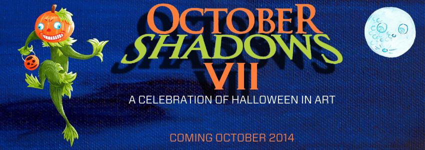 October Shadows VII