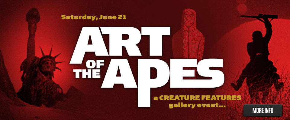 Art of the Apes gallery