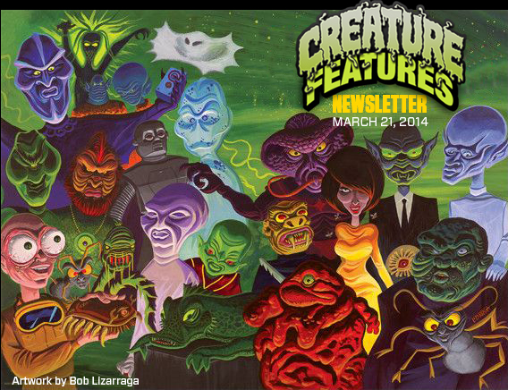 Outer Limits Monsters