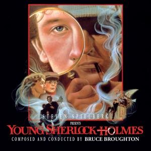 Young Sherlock Holmes CD