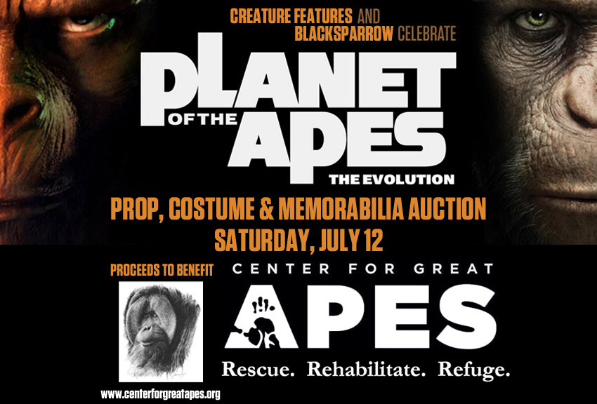 Planet of the Apes: The Evolution