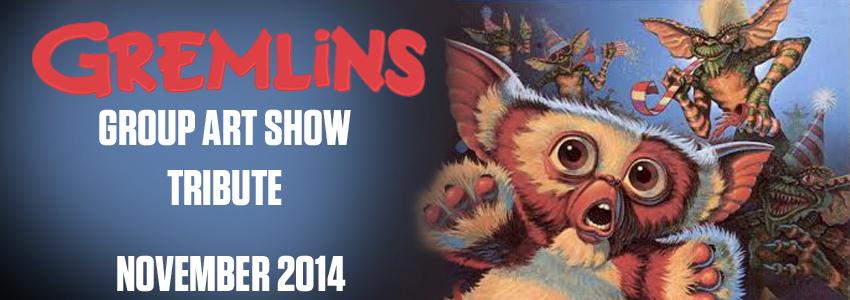 Gremlins Group Art Show