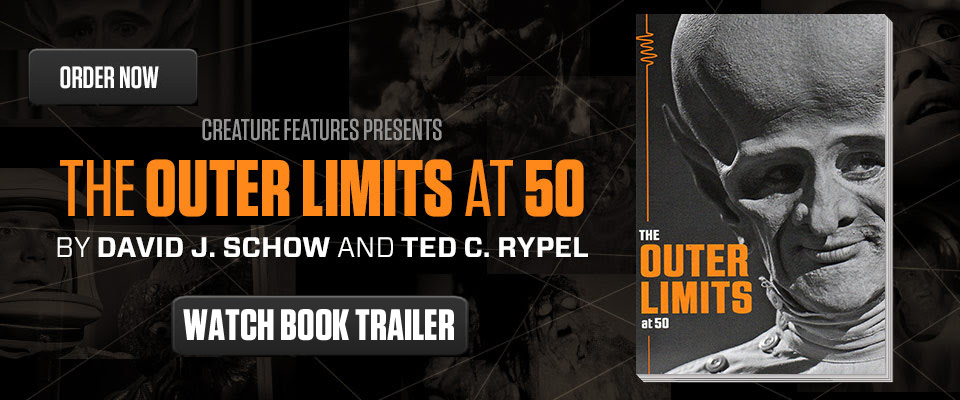 Outer Limits at 50 book