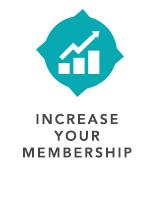 Increase your membership