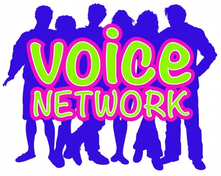 The Voice Network Logo