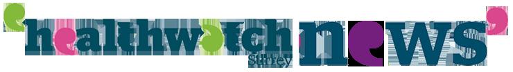 Healthwatch Surrey News