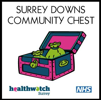 Surrey Downs Community Chest Logo