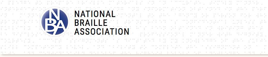National Braille Association