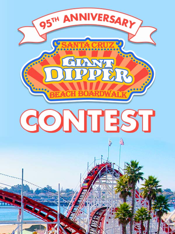 Giant Dipper Anniversary Contest graphic