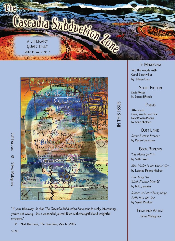 Front cover of The Cascadia Subduction Zone, Vol 9, No 2