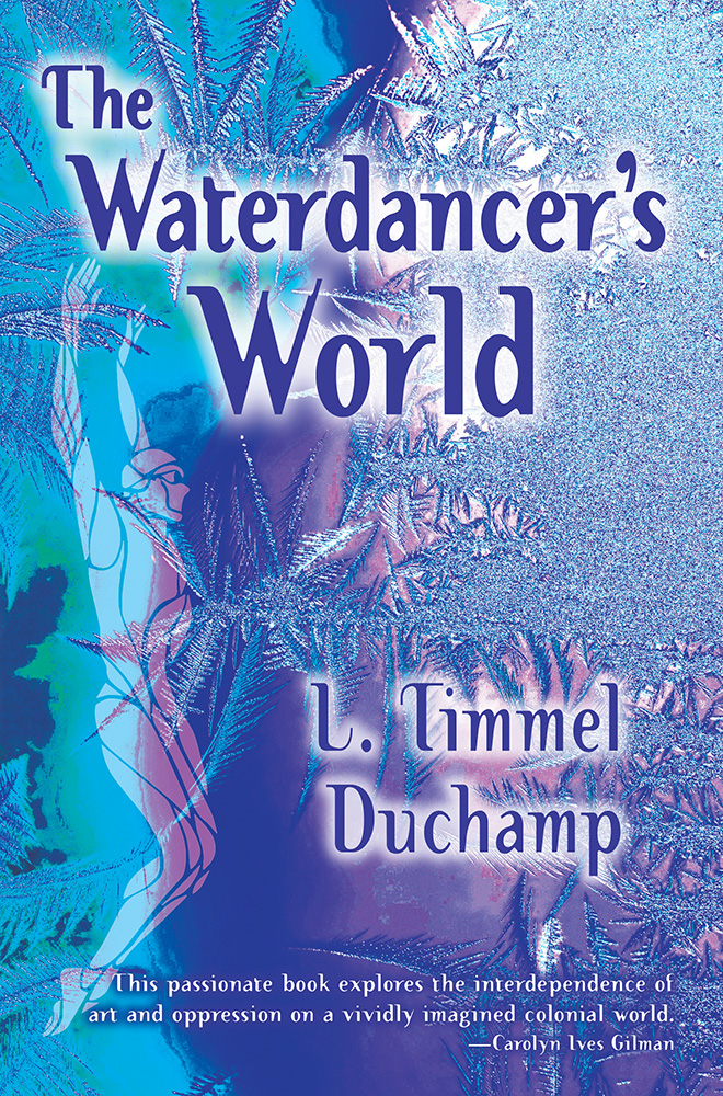 Cover image of THE WATERDANCER'S WORLD