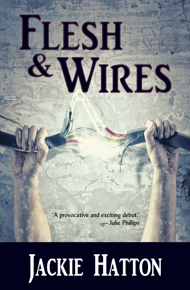 Flesh & Wires front cover