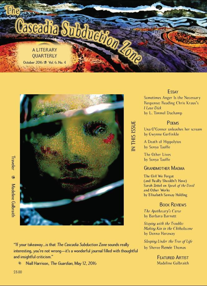 Conver of the Cascadia Subduction Zone, vol 6, 4