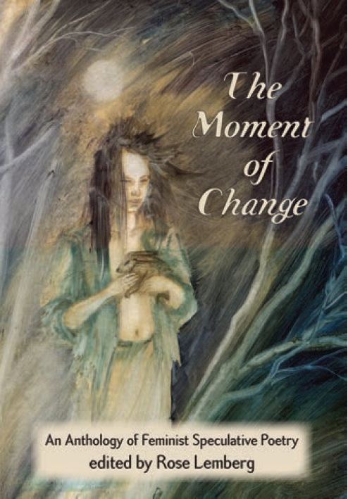 Cover image of THE MOMENT OF CHANGE