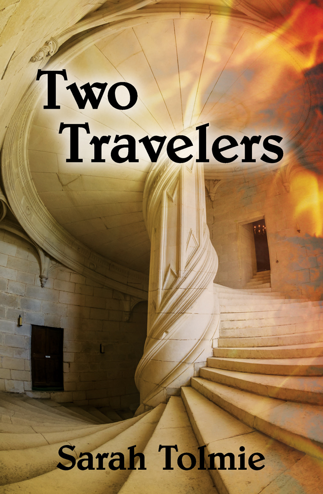 Cover image of TWO TRAVELERS