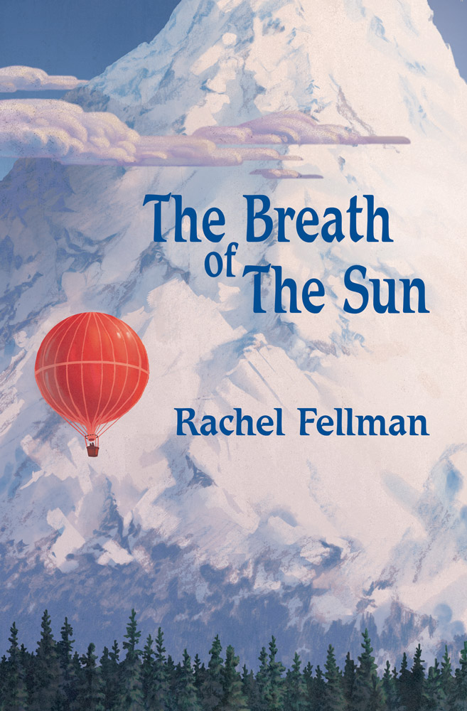 Cover image of THE BREATH OF THE SUN