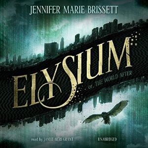Elysium audiobook cover