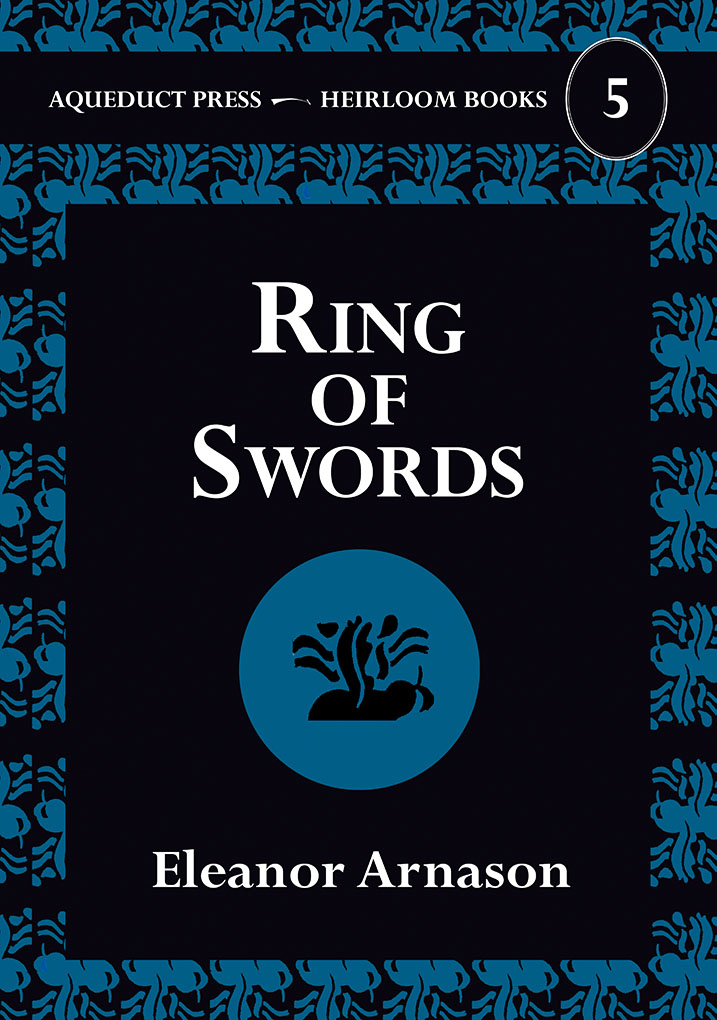 Cover image of RING OF SWORDS