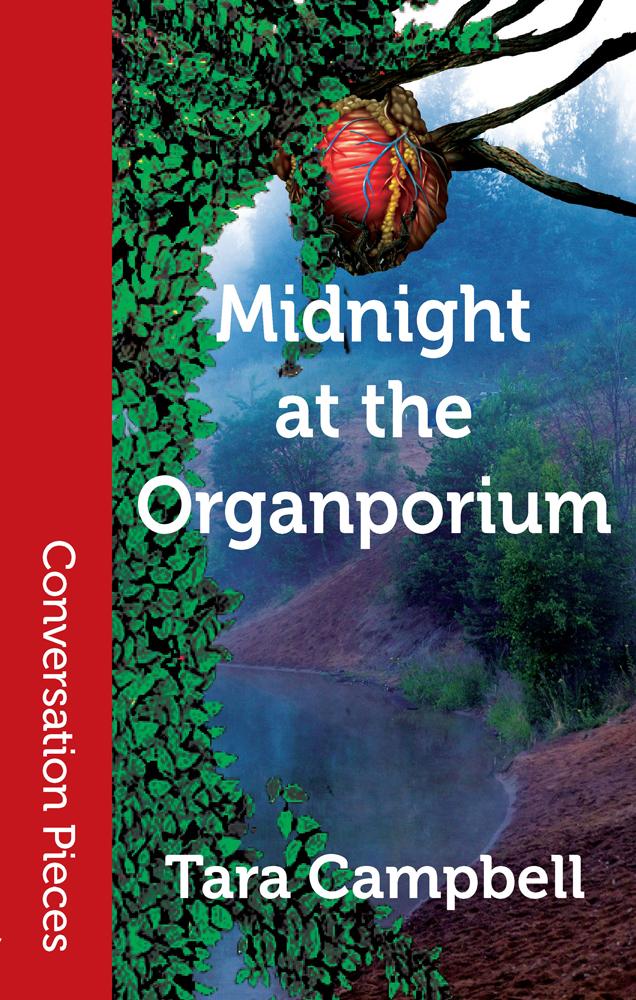 Cover image of MIDNIGHT AT THE ORGANPORIUM