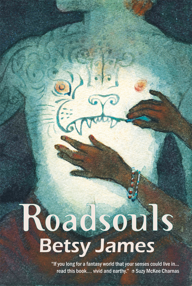 Roadsouls front cover