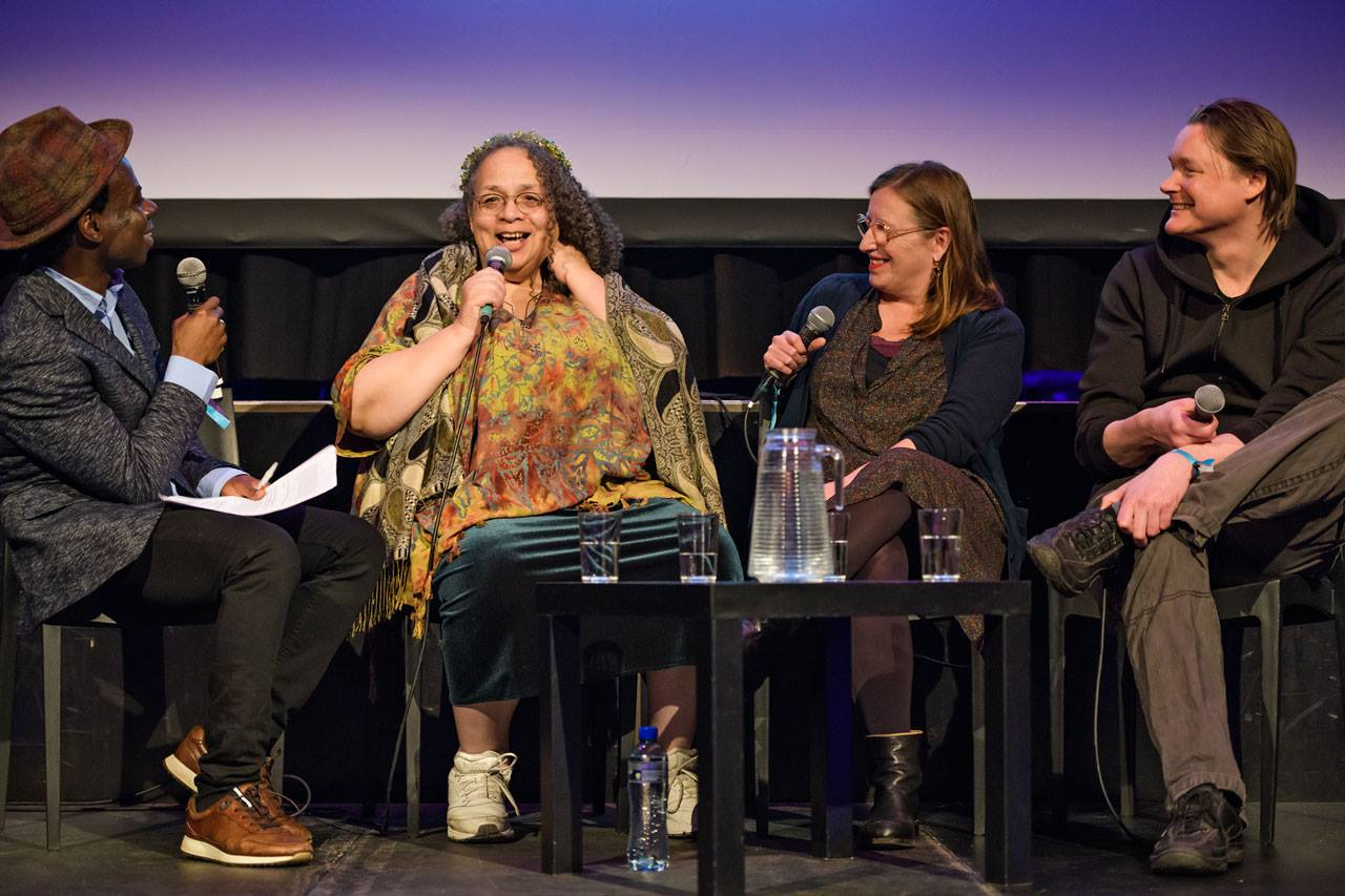 Nisi Shawl et al on Writing the Other panel