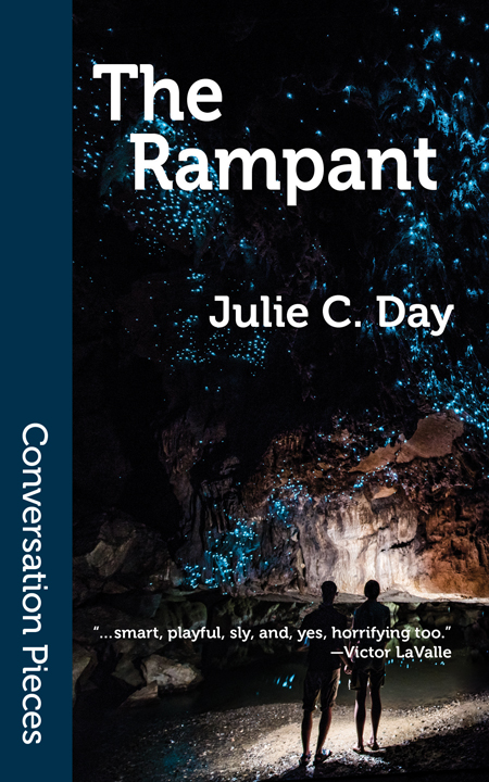 Cover image of The Rampant