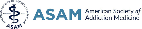 American Society of Addiction Medicine (ASAM) logo