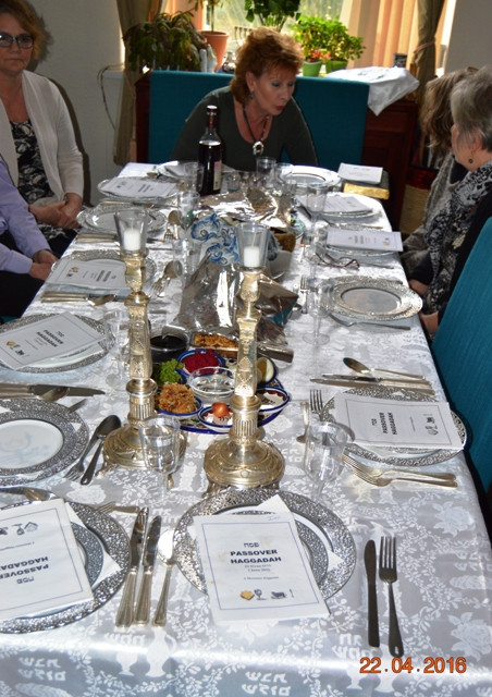 Home Passover