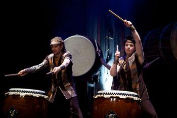 "Joao & Cutter performing ""Hibiki"""
