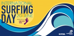 Visit the International Surfing Day website