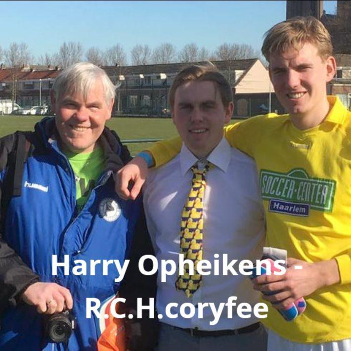 Harry Opheikens - coryfee
