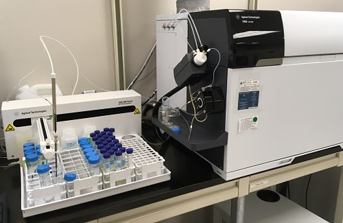 An ICP-MS at EKG Labs