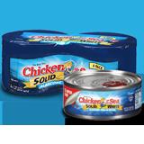 chicken of the sea solid white tuna