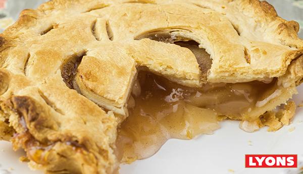 lyons apple pie filling