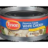 tyson canned premium chunk white chicken