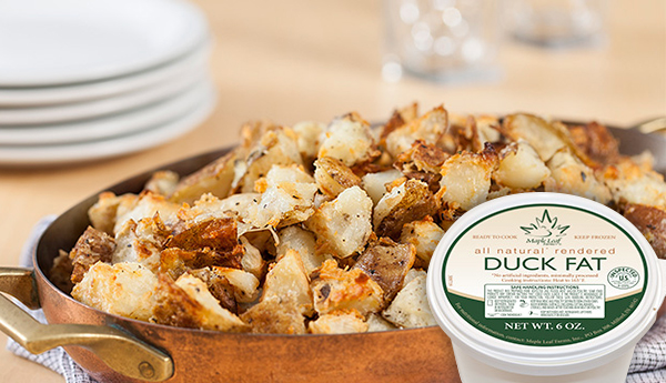 maple leaf farms rendered duck fat