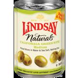lindsay naturals medium california green ripe pitted olives