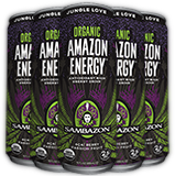 sambazon jungle love amazon energy drink