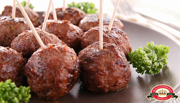 kings command meatballs