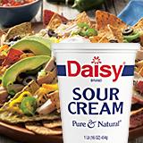daisy sour cream chicken nachos